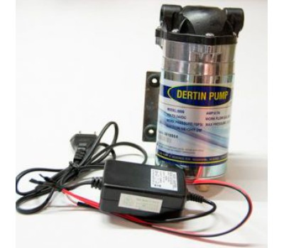 Комплект помпа к RO DERTIN PUMP 8806 без соленоидного клапана, без автоматики