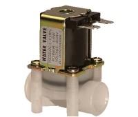 """Соленоидный электромагнитный клапан 1/4"""", 4,8W, DC24V"""