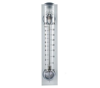 Ротаметр панельный FM 10 (измеритель потока воды)
