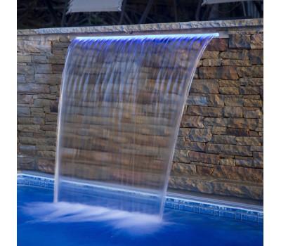 Стеновой водопад Aquaviva  с LED подсветкой