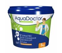 Средство гранулированное для снижения уровня pH AquaDoctor pH Minus