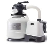 26648 песочный фильтр-насос intex (8 м3/ч)
