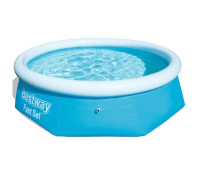 Надувной круглый бассейн Bestway 57265 (244 x 66 см)