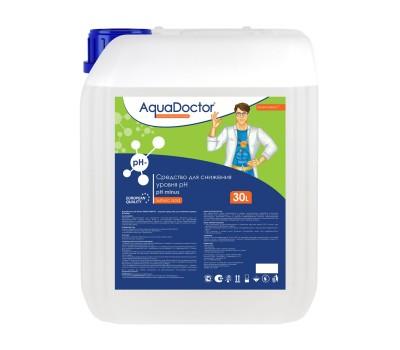 Средство жидкое для снижения pH AquaDoctor pH Minus, 20 л