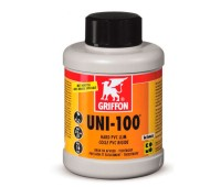 Клей ПВХ для труб Griffon  UNI-100 500мл