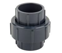 Муфта разборная ПВХ Aquaviva  50mm