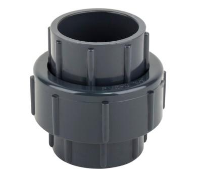 Муфта разборная ПВХ Aquaviva  63mm