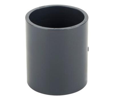 Муфта соединительная ПВХ Aquaviva 63mm