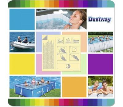 Ремонтный комплект Bestway 62091 (водостойкий)